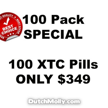 XTC – 100 Pack SPECIAL