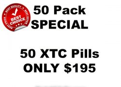 XTC – 50 Pack SPECIAL